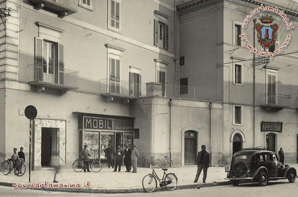 Acquaviva delle fonti bari via roma da cartolina d 39 epoca for Monolocale arredato acquaviva delle fonti