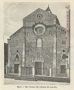 Geografia Dell 39 Italia Bari Parte 3 Cattedrale